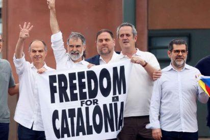 """¿Concordia? Los indultados por Sánchez salen de Lledoners amenazando: """"El Estado español debe ser condenado"""""""