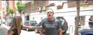 Así fue la brutal agresión al equipo de Telemadrid que informaba sobre el incendio de una 'cocina fantasma'