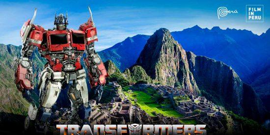 """La taquillera saga """"Transformers: El despertar de las bestias"""", será rodada en Machu Picchu"""