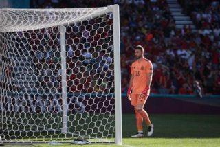 España 5- Croacia 3: Los 'memes' del ridículo gol de Pedri a Unai Simón