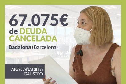 Repara tu Deuda Abogados cancela 67.075€ en Badalona (Barcelona) gracias a la Ley de Segunda Oportunidad
