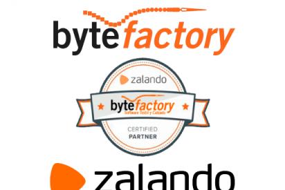 ZALANDO confía en BYTE FACTORY para facilitar la forma de vender en su plataforma CONNECTED RETAIL