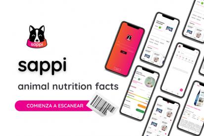 Sappi App: La aplicación para mejorar el bienestar de los animales a través de la alimentación