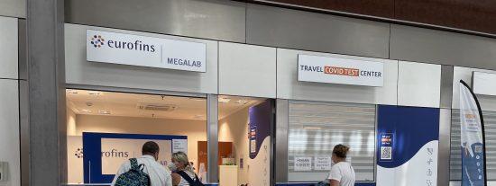 Eurofins Megalab desarrolla en toda Europa una amplia red de centros de pruebas COVID-19