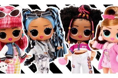 La multinacional MGA lanza al mercado LOL Tweens, unas nuevas muñecas preadolescentes