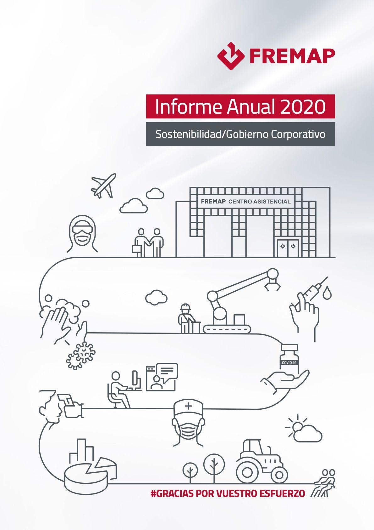 FREMAP presenta los resultados del año 2020 en la Junta General celebrada en su sede social de Majadahonda