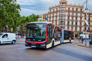 Más del 90% de las líneas de transporte público ya pueden electrificarse al superar la barrera de la autonomía