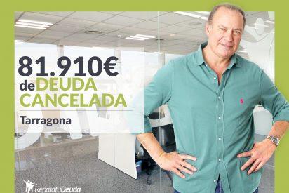 Repara tu Deuda Abogados cancela 81.910€ en Tarragona (Catalunya) gracias a la Ley de Segunda Oportunidad