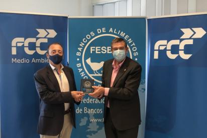 """FCC recibe el premio """"Estrellas COVID-19"""", de FESBAL por su implicación y compromiso solidario durante la crisis sanitaria"""