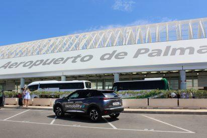 OK Mobility empieza a operar dentro del Aeropuerto de Palma