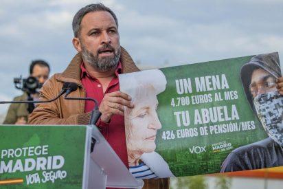 """VOX, tras la sentencia que valida su cartel de los menas: """"Lo que decía era verdad, la inmigración ilegal es un problema"""""""