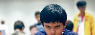 Abhimanyu Mishra se convierte con 12 años en el Gran Maestro de ajedrez más joven de la historia