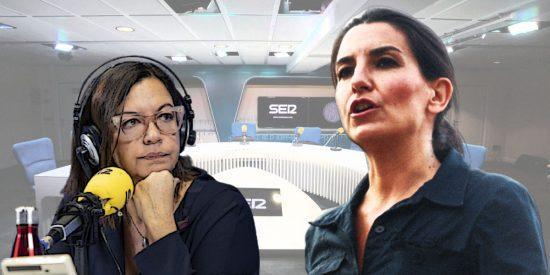 "Entrevista a Rocío Monasterio: ""No he vuelto a la SER porque no he sido invitada"""