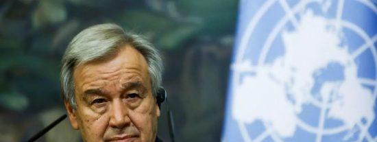 La indecencia política de António Guterres