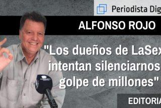 """Atresmedia vs Periodista Digital: """"Los dueños de LaSexta intentan silenciarnos a golpe de millones"""""""