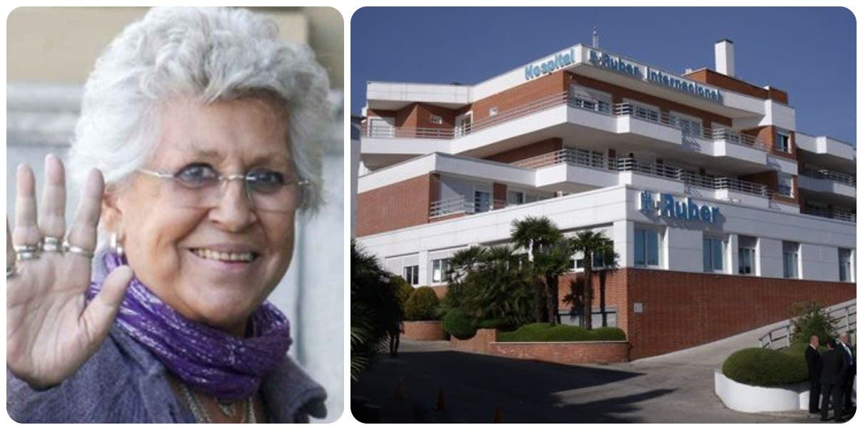 Pilar Bardem, fanática de la sanidad pública, muere a los 82 años en la elitista Clínica Ruber