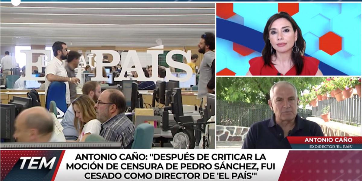 """Tremenda bronca entre Marta Flich y Antonio Caño tras acusarle de ganar 375.000 euros: """"¡Eso no es así!"""""""