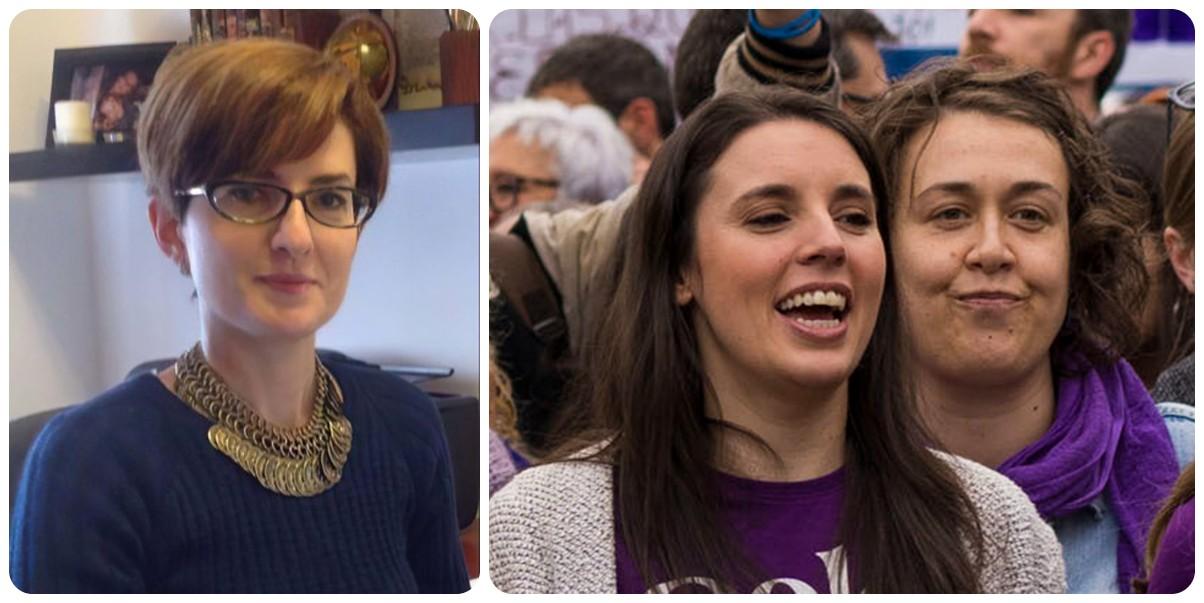 """Mónica Carmona, abogada purgada de Podemos: """"En el partido todos conocían a Teresa Arévalo como la 'nanny'"""""""