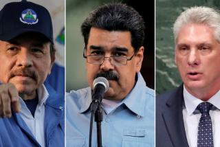 """Los tiranos de Cuba y Nicaragua se suman a Maduro en la lista de los """"depredadores de la prensa"""""""