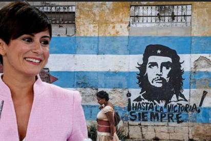 """La nueva portavoz de Sánchez se 'atraganta' para evitar llamar dictadura a Cuba: """"Mmm... a ver cómo se lo digo"""""""