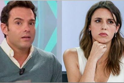 """Antonio Rossi 'desnuda' a Irene Montero: """"Una ministra que antepone su ideología sectaria al derecho y a la ley"""""""