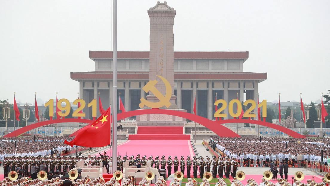"""China: """"Quien trate de intimidarnos quedará con la cabeza rota"""""""