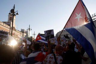 El Partido Comunista convoca a radicales para 'reventar' la protesta contra el régimen cubano en Madrid