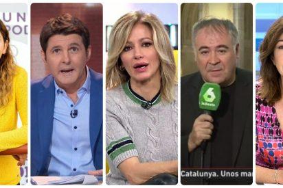 El panfleto de Dina no digiere el despido de Cintora y vomita bilis contra Griso, Ferreras y Ana Rosa