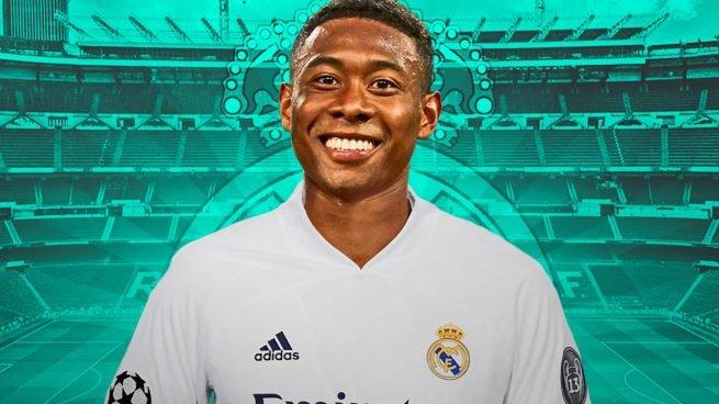 David Alaba será presentado el 21 de julio como jugador del Real Madrid