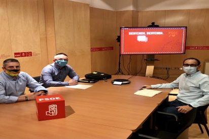 La UnionGC, y David Serrada se interesan por los Guardias Civiles