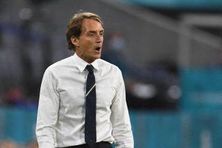 """Mancini con más 'apetito' tras vencer a España: """"Esto no se ha acabado, ahora vamos a por la final"""""""