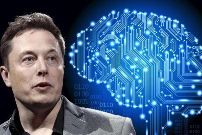 """Elon Musk: """"un parásito del cerebro nos hace crear la inteligencia artificial superhumana"""""""