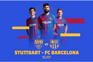 El FC Barcelona se enfrentará al Stuttgart el 31 de julio