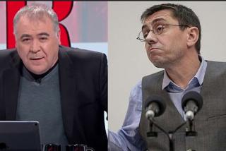 """Monedero, de luto por el despido de Cintora, lanza dinamita contra """"Ferreras, el que sale en los audios de Florentino"""""""