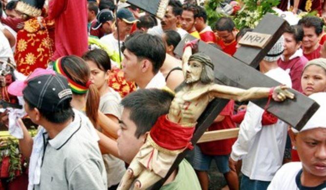 Tradiciones religiosas en Filipinas