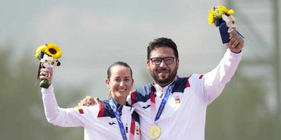 El tiro al plato sirve el primer oro para España en los Juegos Olímpicos de Tokio