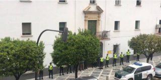 Sobrecogedor mensaje de la Guardia Civil informa de la muerte de su 'agente' más querida