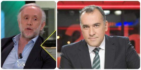 "Inda da un histórico tirón de orejas a Fortes, ""el Stalinillo de TVE"", a cuenta de la Guerra Civil"