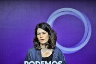 El Tribunal Supremo ratifica la condena de 19 meses de cárcel a la podemita Isa Serra por agredir a dos policías