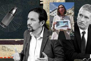 Aumenta el tufo a montaje en las cartas con balas a Iglesias: Archivan la investigación y no hay sospechosos