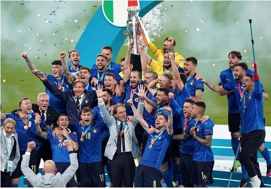 Italia, nuevo campeón de Europa con Donnarumma como estrella