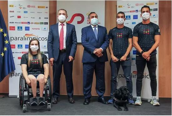 España estará representada por 135 deportistas en los Juegos Paralímpicos de Tokio
