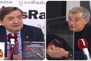 """Losantos: """"A esta izquierda asquerosa le molesta que Cantó haya defendido el español en Valencia"""""""