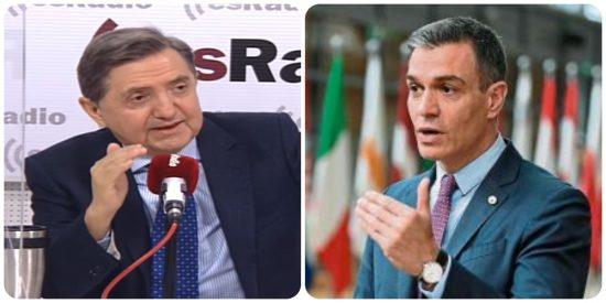 """Losantos: """"La reforma de la Ley de Seguridad Nacional solo servirá para que Sánchez perpetúe su tiranía"""""""