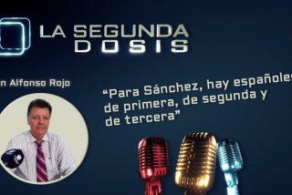Para Sánchez, en España hay ciudadanos de primera, de segunda y de tercera