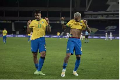 Brasil logra su pase a la final de la Copa América