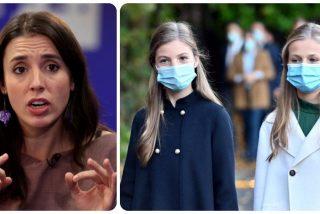 """De Quinto señala un real despropósito en la 'Ley Trans': """"Si la Infanta Sofía se declara hombre, reinaría ella"""""""