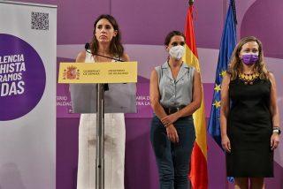 La violencia machista en Unidas Podemos que Irene Montero olvidó combatir con sus 'puntos morados'