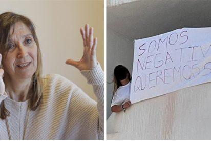 El juez imputa a la directora de Salud Pública de Baleares por el 'secuestro' ilegal de 300 estudiantes