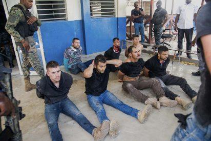 Estos son los mercenarios colombianos que asesinaron al presidente de Haití: baratos y máquinas de matar